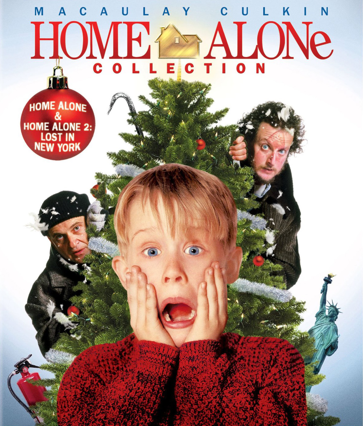 Сам удома / Один удома: Дилогія / Home Alone Dilogy (1990/1992) 2xUkr/Eng | Sub Eng