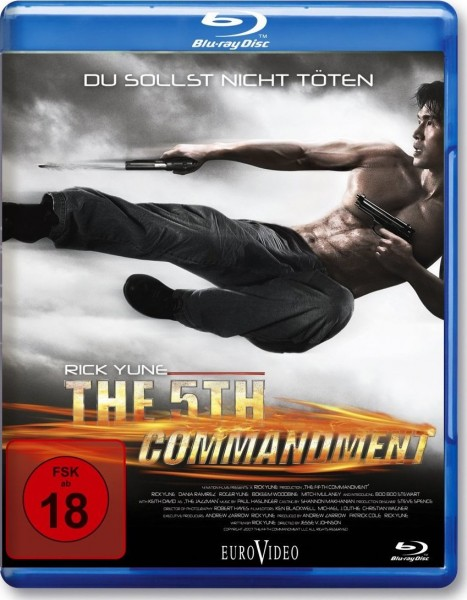 П`ята заповідь / The Fifth Commandment (2008) Ukr/Eng